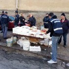 Abusivismo commerciale: sequestrati 120 kg di prodotti ittici