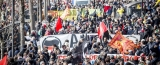A Macerata pacifico corteo antifascista